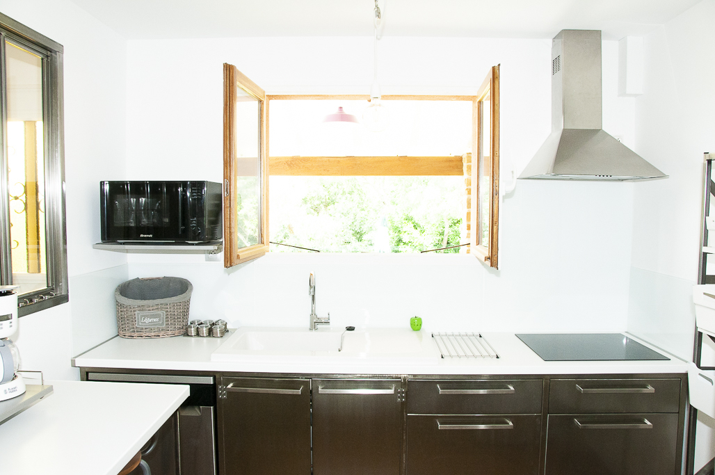 Villazac holidays in Ardèche 4 stars house Kitchen